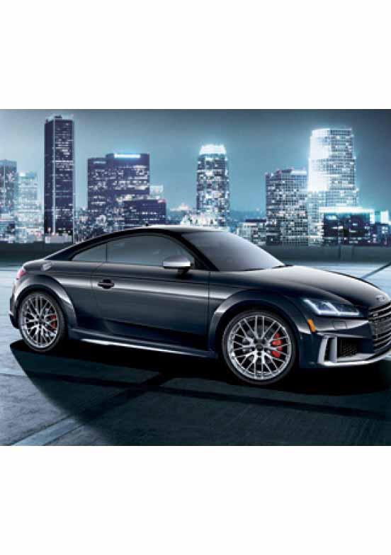 2019 Audi TT PDF car owner's manual